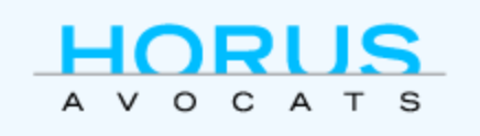 Capture logo Horus avocats