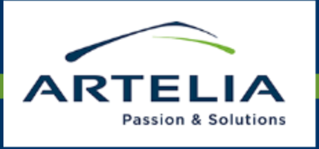 Capture logo Artelia