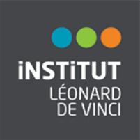 Capture logo institut léonard de Vinci